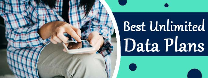 best unlimited data plans